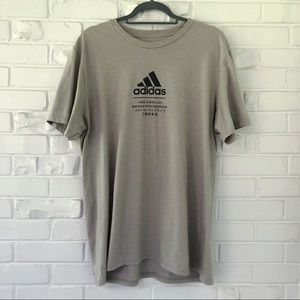 Adidas Go To Performance Graphic Tee Size XL